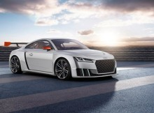 TT clubsport turbo concept