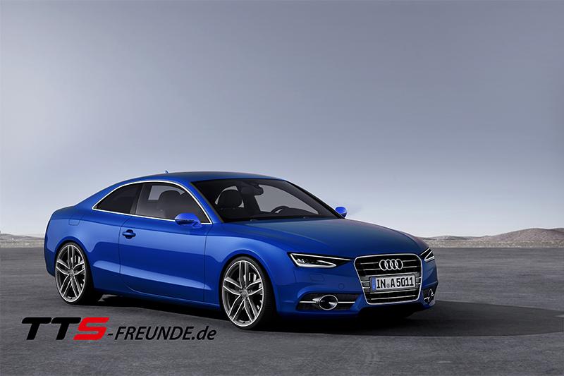 Audi A5 2016 Audi Blog