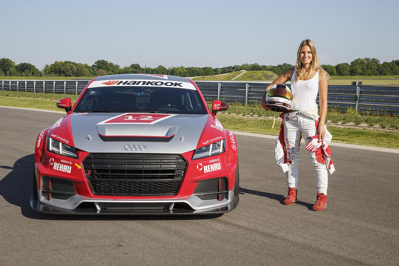 Audi Tt Race Car Body Kit