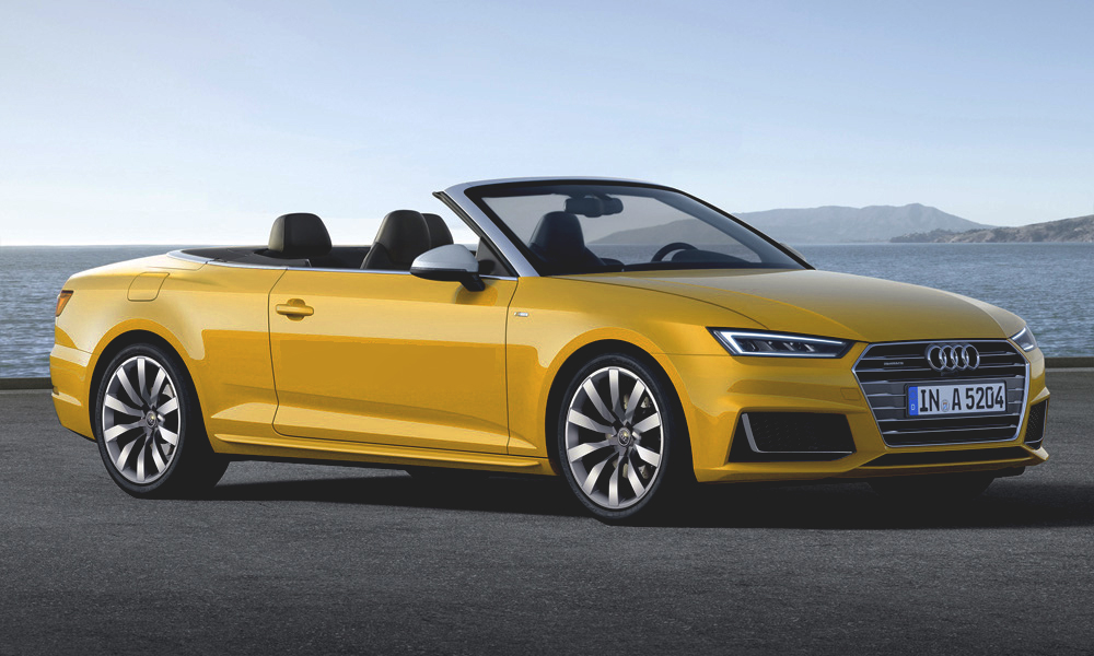 Next Generation Audi A5 Cabrio Audi Blog