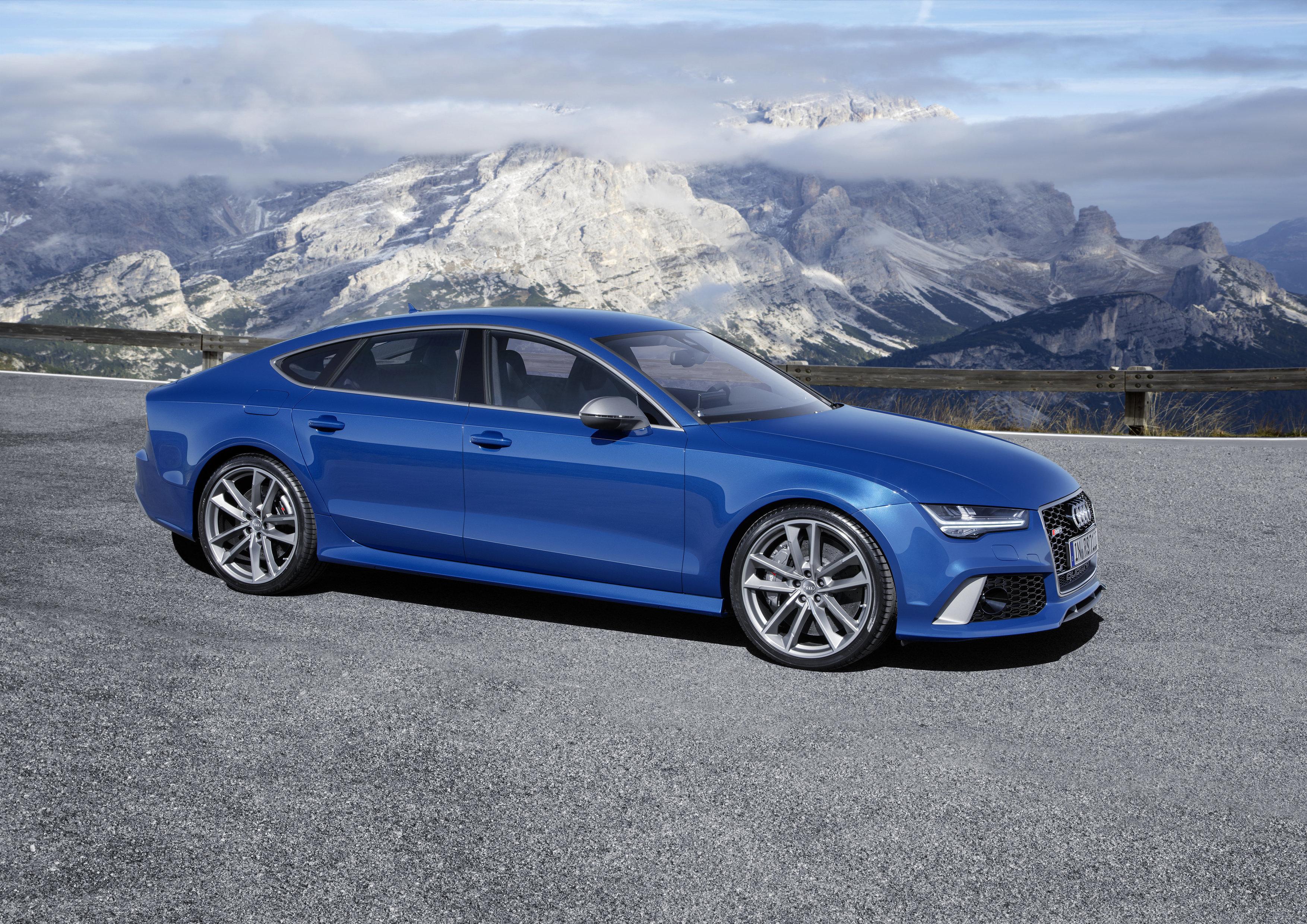 Ein Plus an Leistung neuen Audi RS 6 Avant performance und RS 7