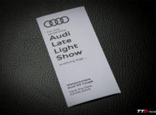 Audi A5 Coupé Weltpremiere
