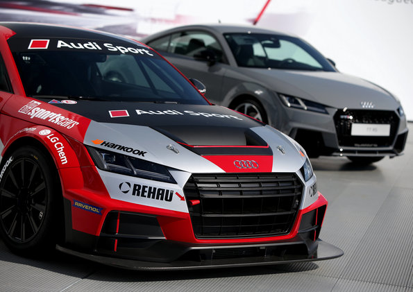 audi sport tt cup hockenheim 2016 audi blog. Black Bedroom Furniture Sets. Home Design Ideas