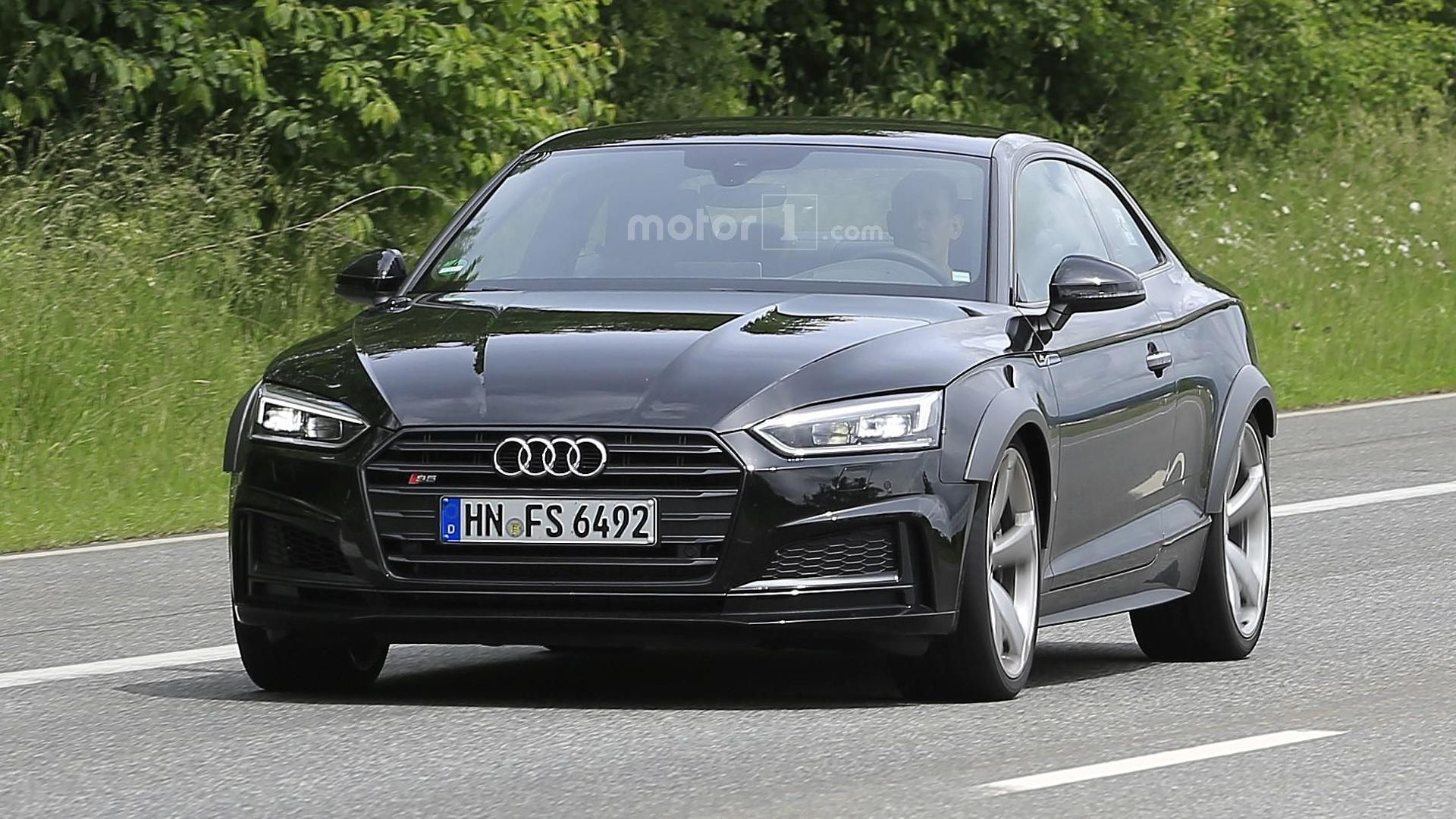 Audi RS5 2017 - Spy Pics - Audi Blog