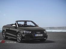 Audi RS3 Cabrio