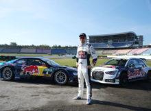 Mattias Ekström, Red Bull Audi RS 5 DTM, Audi S1 EKS RX quattro
