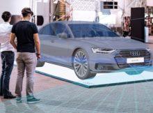 Mixed Reality im Audi Forum Ingolstadt
