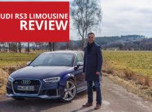 Audi RS3 Mysticblau Perleffekt