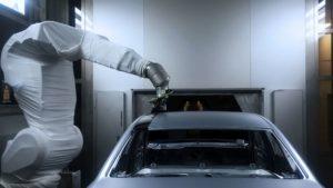 Audi Kontrastlackierung