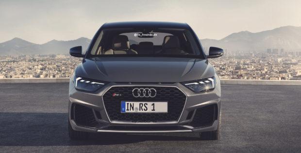 Audi RS1 2019 Vorschau