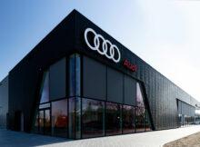 Audi Flagshipstore in München