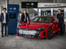 Audi Etron GT FC Bayern München