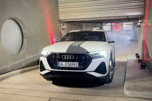 Parken wie von Geisterhand bei Audi: Besuchende der Landesgartenschau sehen autonomes Parken