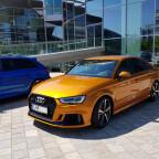 RS 3 FL mal in Farbe