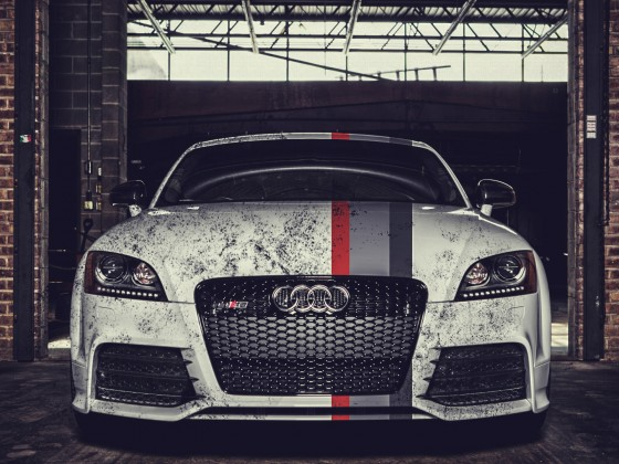 Audi TT RS Audi Sport