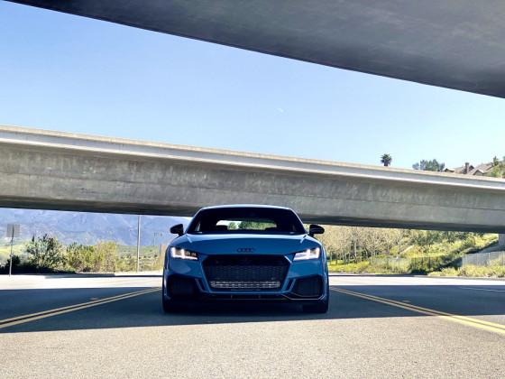 TT RS Blue