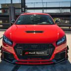 Audi TTRS Performance Parts
