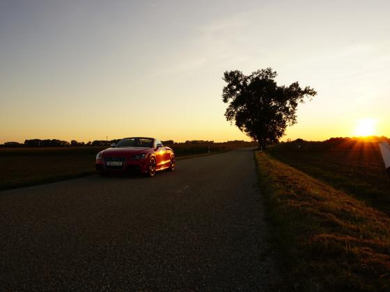 Sunset mit 09er TTS