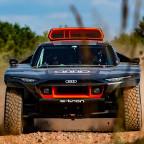 2022 Dakar Rally RSQ E-Tron