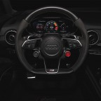 Audi TTRS Cockpit