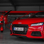 Audi TT Roadster Tangorot