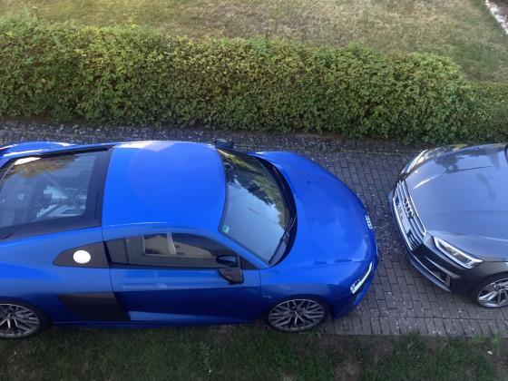 R8 Plus und S5 Sportback