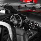 Audi TT Interior 2021