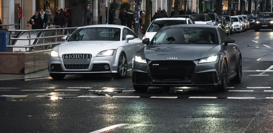 Audi TTS & Audi TT RS