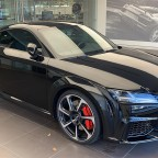 Audi TT RS - Batman Edition
