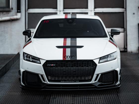 Audi TT RS 40 Jahre