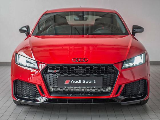Audi TT RS 2019 Tangorot