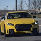 Audi TT RS Vegasgelb