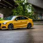 Vegasyellow Audi S3