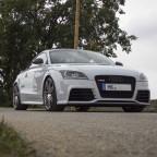 Audi TTRS Suzukagrau