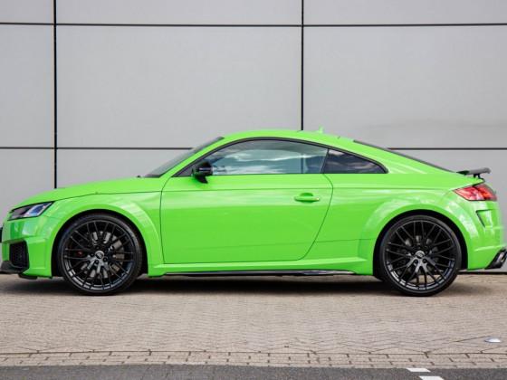 Audi TT RS Green