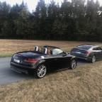 TTS und mein S5 Sportback