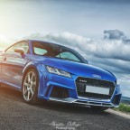 Audi TT RS Arablau
