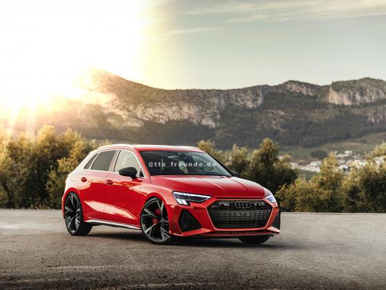 Audi RS3 2020 - Vorschau