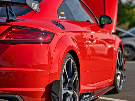 Bilder vom Letzten Audi Treffen