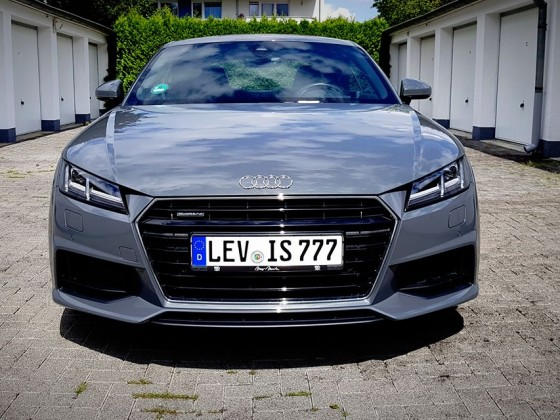 Audi TT 2.0 TFSI (Garage)