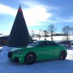 TTRS im Schnee