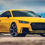 vegasgelber Audi TTRS