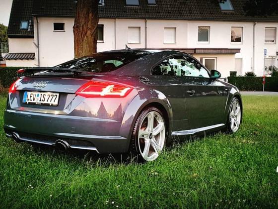 Audi TT 2.0 TFSI (Wald)