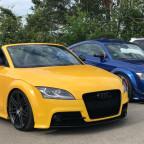Audi TTS Imolagelb