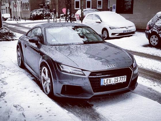 Audi TT 2.0 TFSI (Winter)