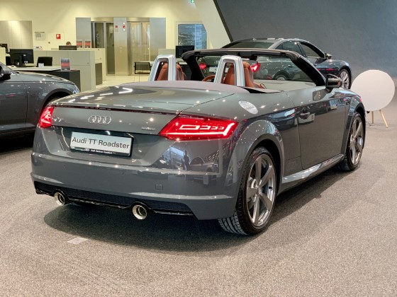 TT Roadster 20 Years Edition