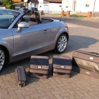 Audi TT Kofferset