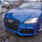 Sepangblau Audi TT RS plus